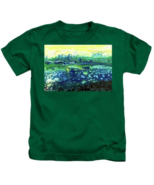 Blueberry Glen Kids T-Shirt