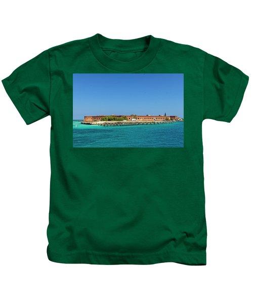 Fort Jefferson, Dry Tortugas National Park Kids T-Shirt