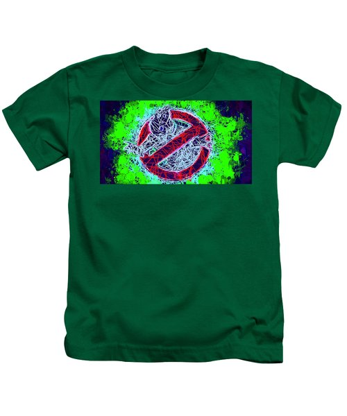 Ghostbusters Logo Kids T-Shirt