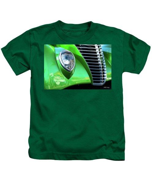 Green Machine Kids T-Shirt