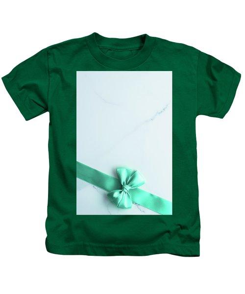 Happy Holidays V Kids T-Shirt