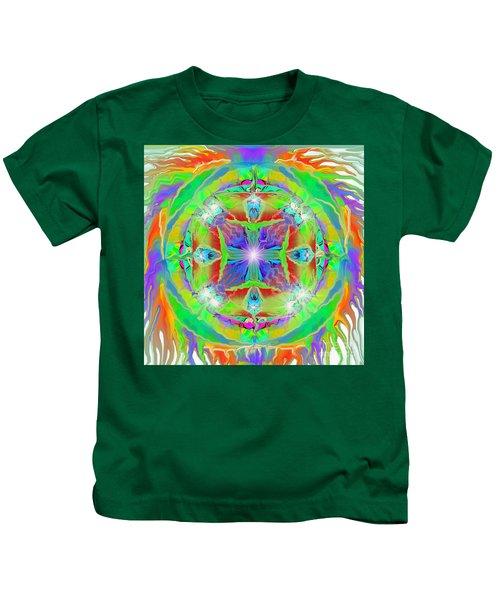 Indian Mandala Kids T-Shirt