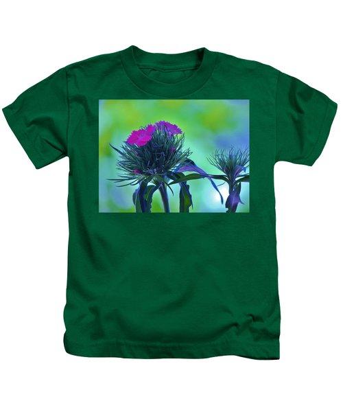 Pastel Spring Kids T-Shirt