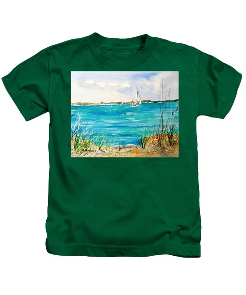 Ponce Inlet Kids T-Shirt