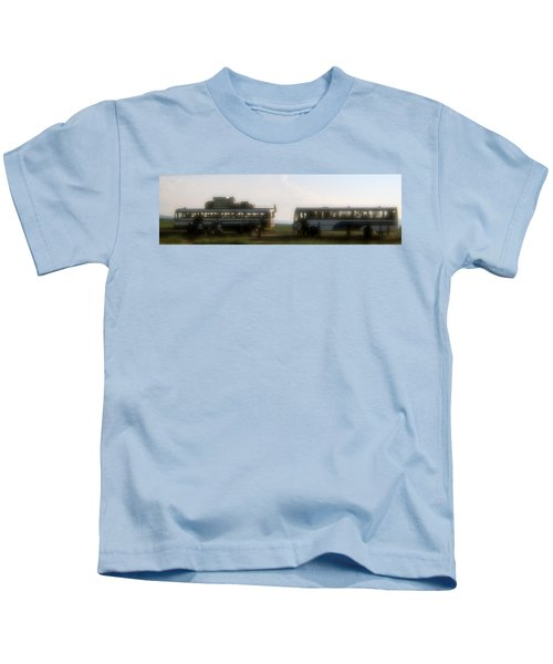 Bus Stop Kids T-Shirt