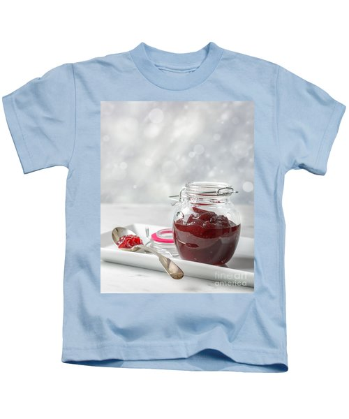 Cranberry Sauce Kids T-Shirt