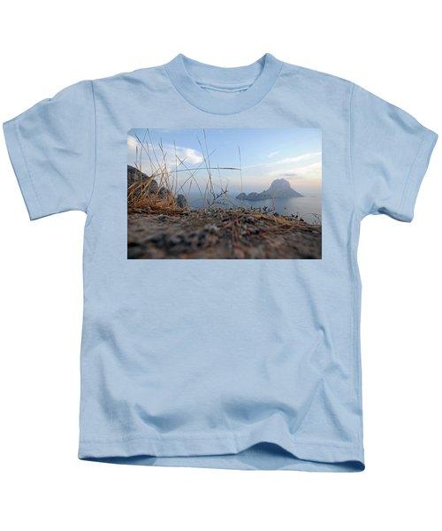 Es Vedra Rock, Ibiza Kids T-Shirt