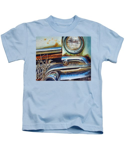 In The Beaten Path Kids T-Shirt