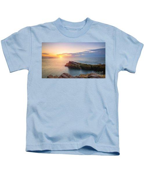 Morning Glow  Kids T-Shirt