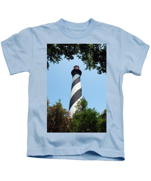 St. Augustine Lighthouse Kids T-Shirt