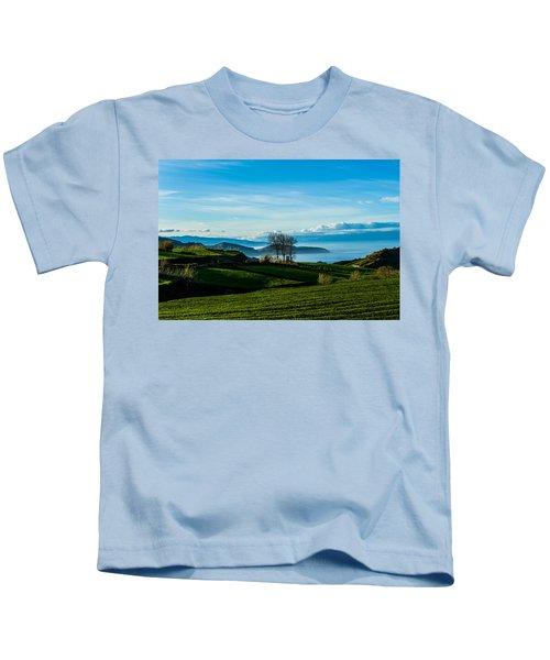 Tea Trees Kids T-Shirt