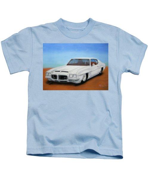 1972 Pontiac Gto Kids T-Shirt