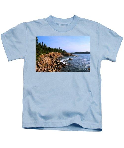 Acadia Coast Kids T-Shirt