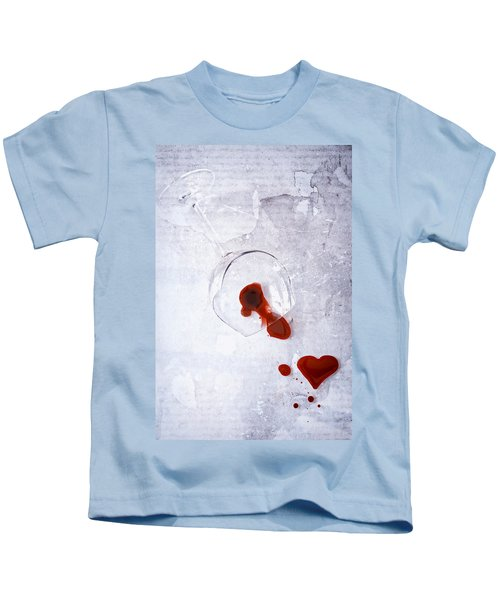 Broken Glass Kids T-Shirt