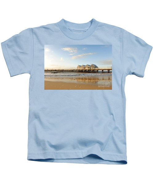 Busselton Jetty Kids T-Shirt