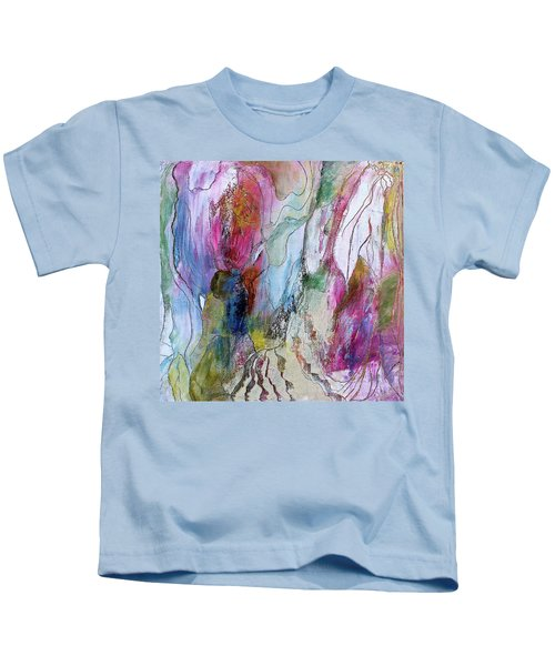 Under The Ice Of Venus Kids T-Shirt