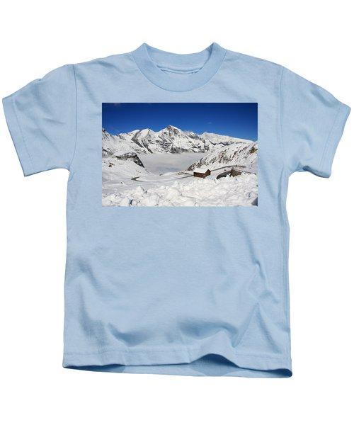 Austrian Mountains Kids T-Shirt