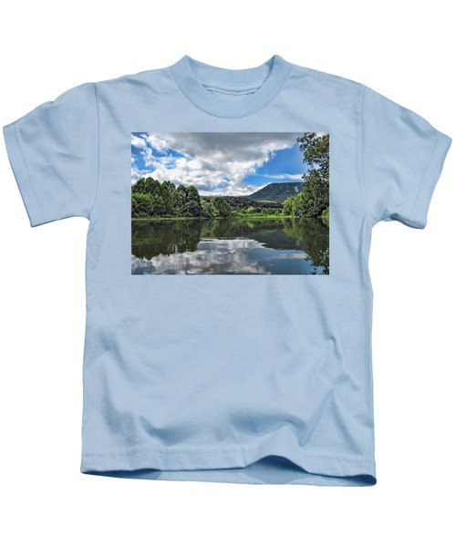 South Fork Shenandoah River Kids T-Shirt