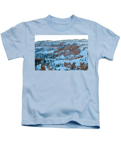 Sunrise Point Bryce Canyon National Park Kids T-Shirt