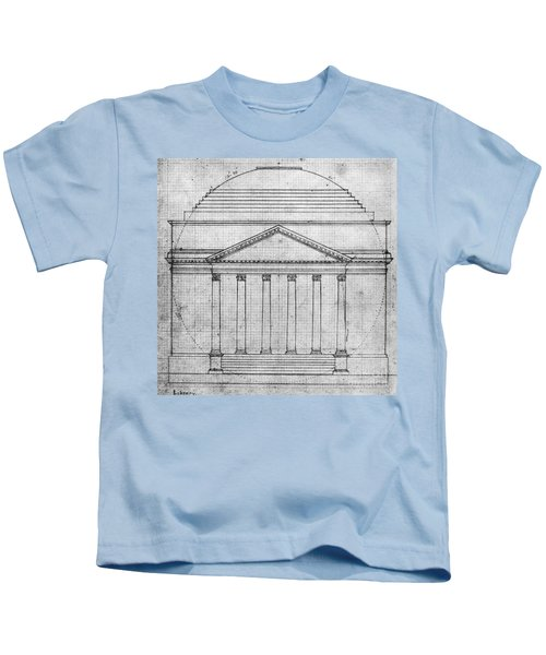 University Of Virginia Kids T-Shirt