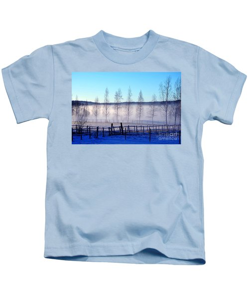 A Day Off Kids T-Shirt