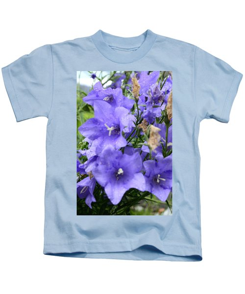A Touch Of Lavender Kids T-Shirt