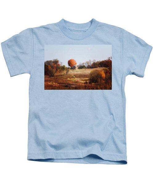 A Walk In The Meadow Kids T-Shirt