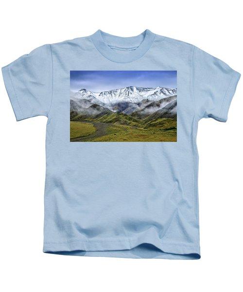 Alaskan Dream Kids T-Shirt