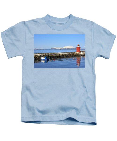 Alesund Lighthouse Kids T-Shirt