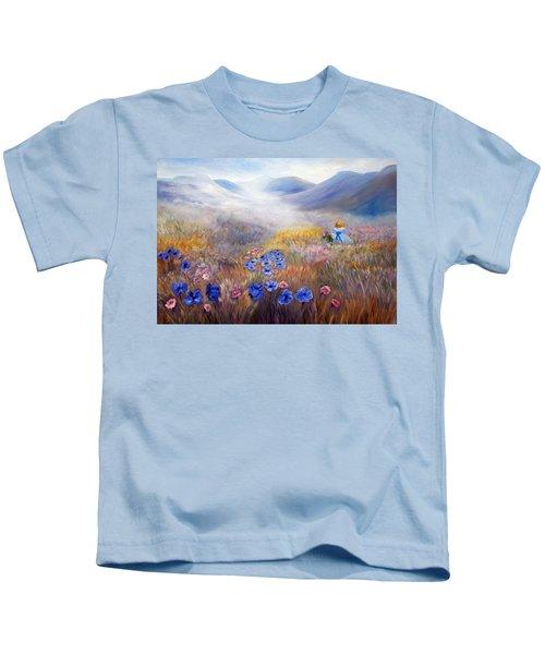 All In A Dream - Impressionism Kids T-Shirt