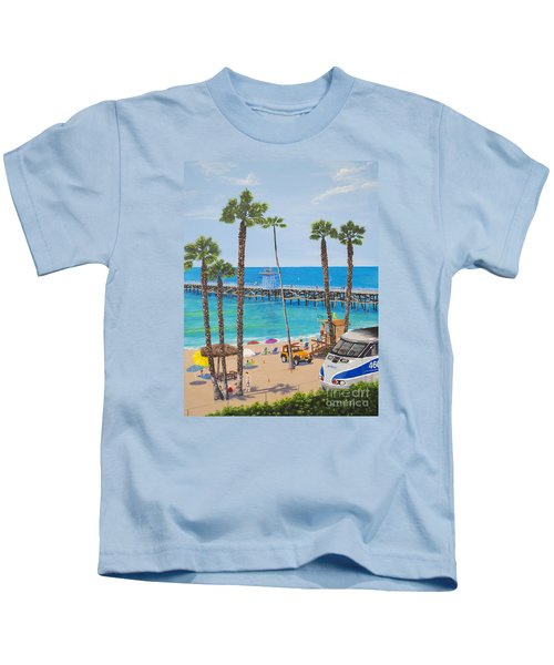 Perfect Beach Day Kids T-Shirt