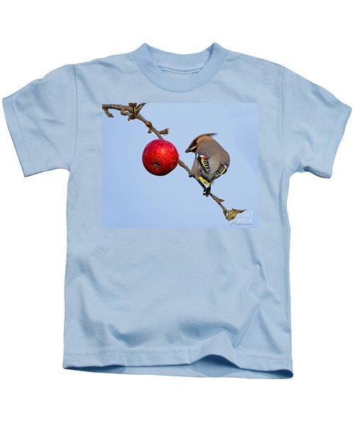 An Apple A Day... Kids T-Shirt