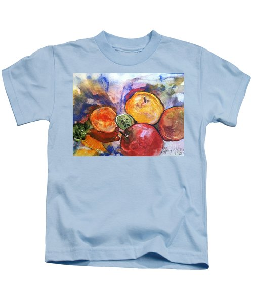 Appetite For Color Kids T-Shirt