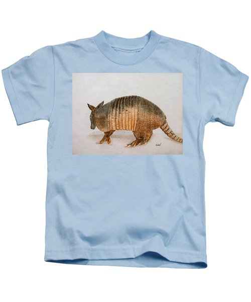 Armadillo Kids T-Shirt