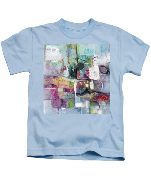 Art And Music Kids T-Shirt