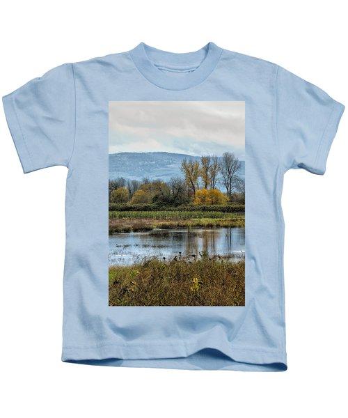 Autumn Haven Kids T-Shirt