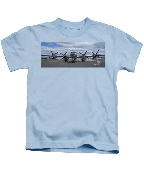 B29  Superfortress Kids T-Shirt