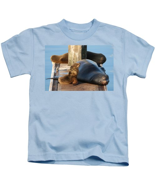 Baby And Me  Kids T-Shirt