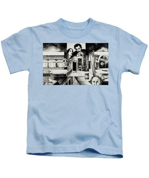 Backlane Serenade Kids T-Shirt