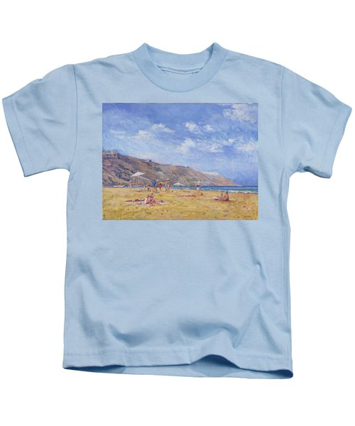 Bathers, Gozo  Kids T-Shirt