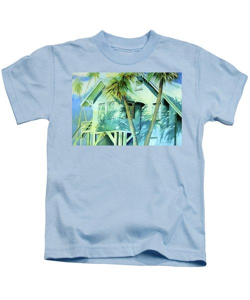 Beach Cottage Kids T-Shirt