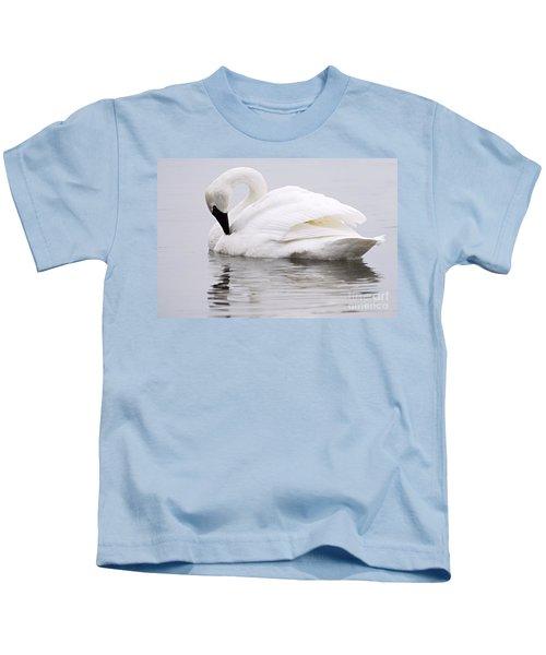 Beauty And Reflection Kids T-Shirt