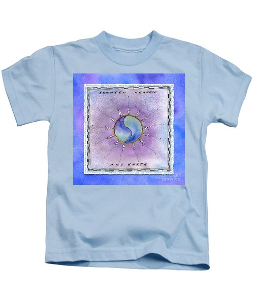 Between Heaven And Earth Kids T-Shirt