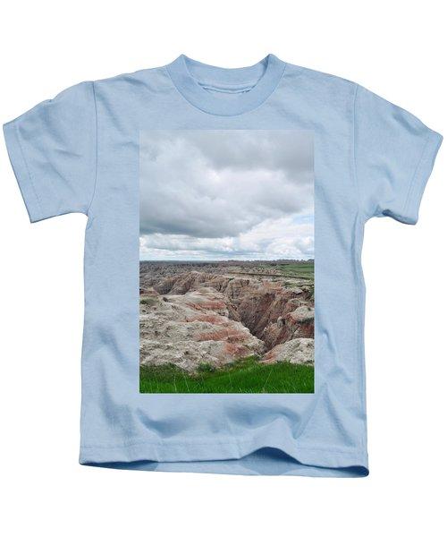 Big Badlands Overlook Kids T-Shirt