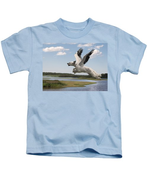 Bird Dog Kids T-Shirt