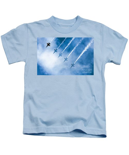 Blue Angels Kids T-Shirt