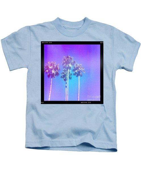 Blue Palms Kids T-Shirt