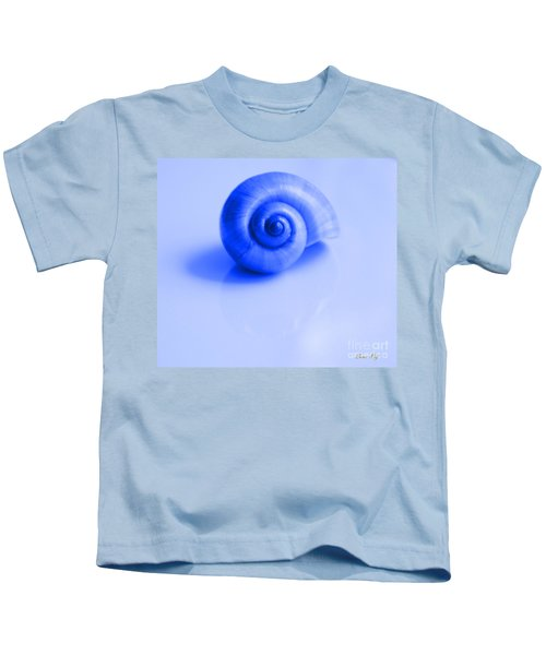 Blue Shell Kids T-Shirt