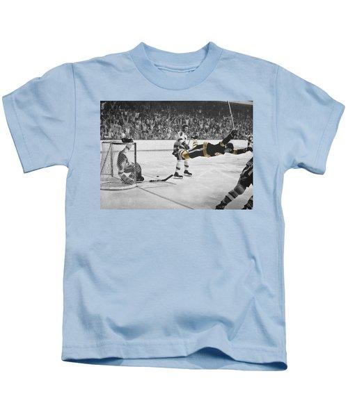 Bobby Orr 2 Kids T-Shirt