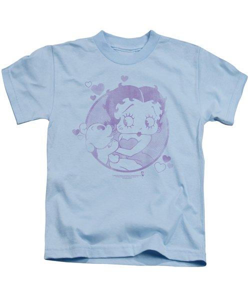 Boop - Perfect Kiss Kids T-Shirt